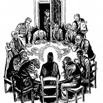 catholic worker table