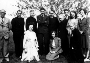 Dorothy Day's second visit, in June 1939.