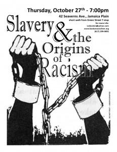 Slavery-Racism